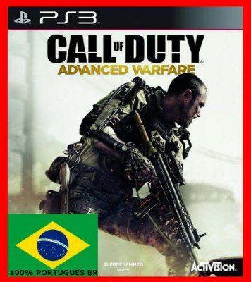 Call of Duty Advanced Warfare - Cod AW ps3