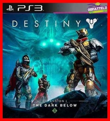 Destiny - DLC DARK BELOW (1ª dlc)