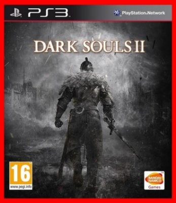 Dark Souls II - DS2 ps3