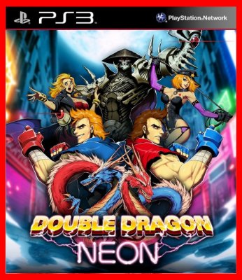 Double Dragon Neon ps3
