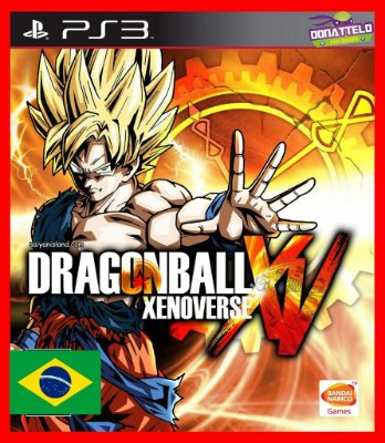 Dragon Ball Xenoverse ps3