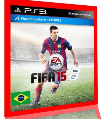 Fifa 15 ps3 narracao portugues br