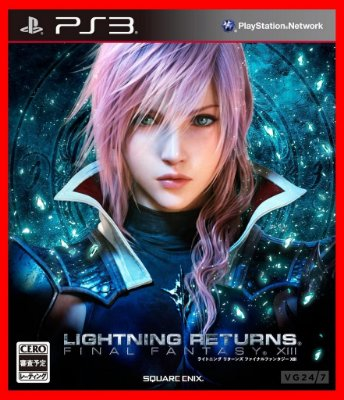 Final Fantasy XIII - Lightning Returns ps3