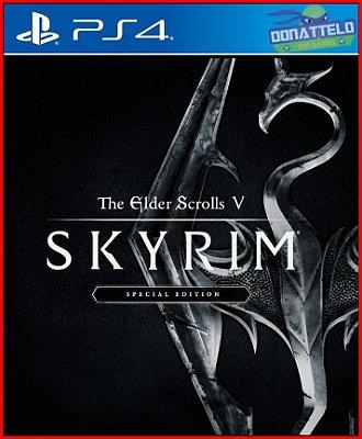 The Elder Scrolls V: Skyrim Special Edition PS4