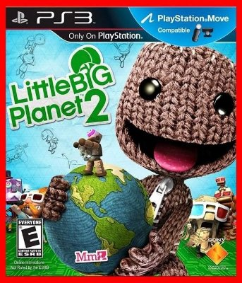 Little Big Planet 2 ps3 - em portugues