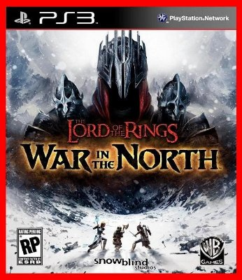 Lord of the Rings War in the north ps3 - Senhor dos aneis Guerra no norte
