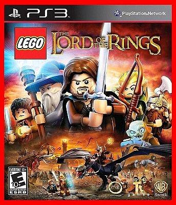 Lego Senhor dos Anéis ps3