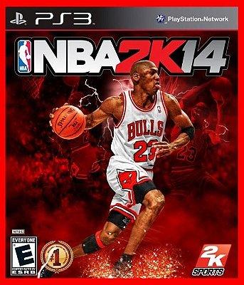 NBA 2k14 ps3