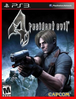 Resident Evil 4 hd ps3