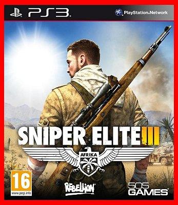 Sniper Elite III 3 ps3