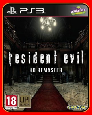 Resident Evil Remake HD ps3