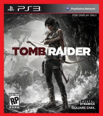 Tomb Raider 2013 ps3
