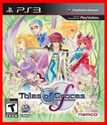 Tales of Grace F ps3