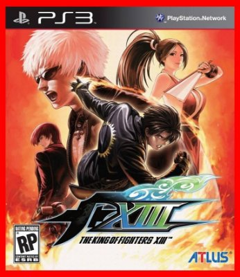 The King of Fighters XIII - Kof 13 ps3