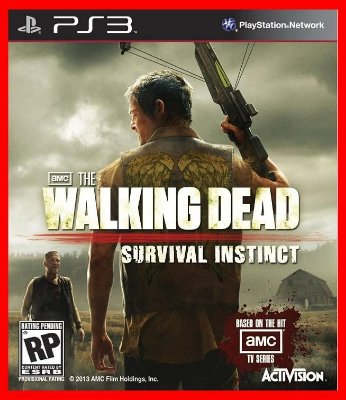 Walking Dead Survival Instinct ps3
