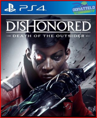 Dishonored: Death of the Outsider PS4/PS5