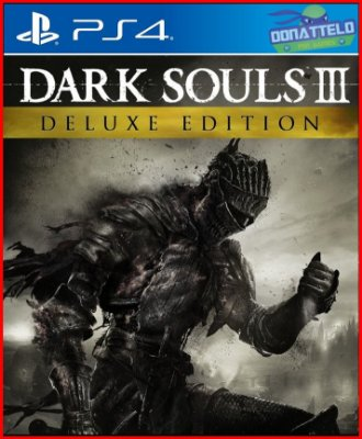 Dark Souls III The Fire Fades Edition PS4 - Dark Souls 3 + Season Pass