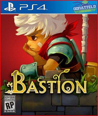 Bastion PS4