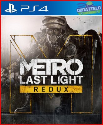 Metro Last Light Redux PS4