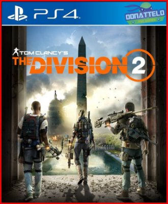 Tom Clancys The Division 2 PS4