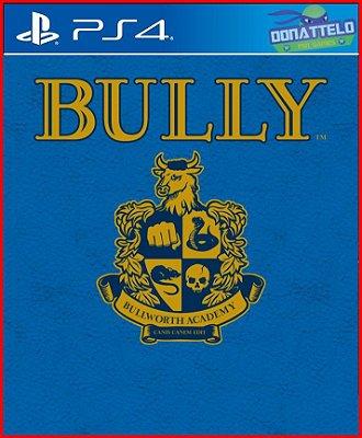 Bully PS4 - Aventura em mundo aberto