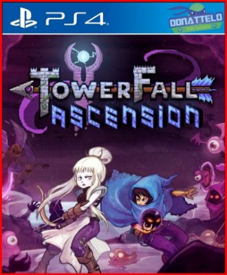 Towerfall Ascension PS4