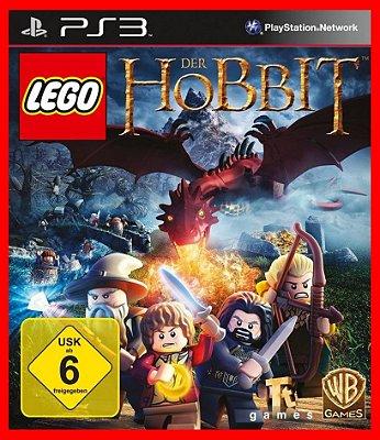 Lego O Hobbit - Lego Hobbit