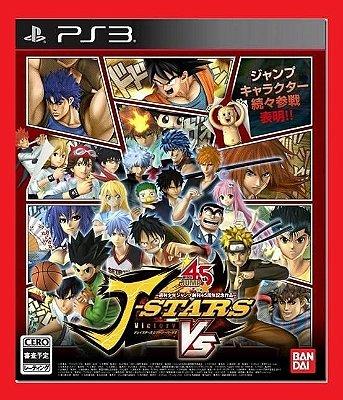 J Stars Victory VS + ps3