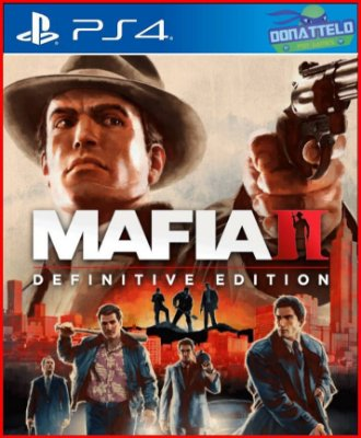 Mafia 2 Definitive Edition PS4 - Mafia II PS4