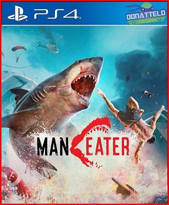 Maneater PS4 - Simulador de Tubarão
