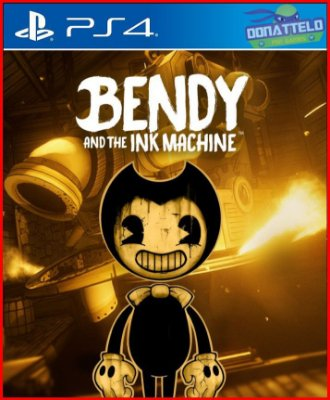 Bendy and the Ink Machine PS4/PS5