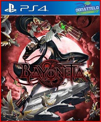 Bayonetta PS4
