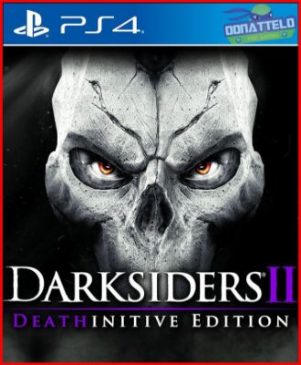 Darksiders II Deathinitive Edition - Darksiders 2 PS4