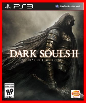 Dark Souls II - DS 2: Scholar of the first sin ps3