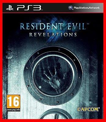 Resident Evil Revelations 1 ps3