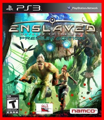 Enslaved Odyssey To The West Premium Edition ps3