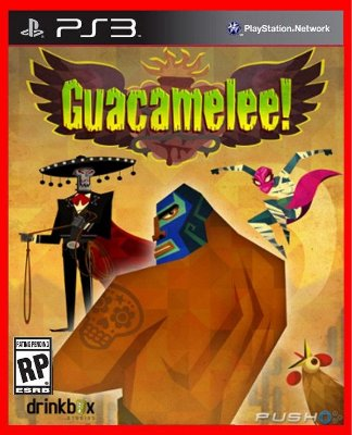 Guacamelee! Pacote Fantastico PS3