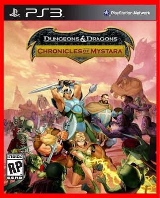 Dungeons and Dragons - Chronicles of Mystara