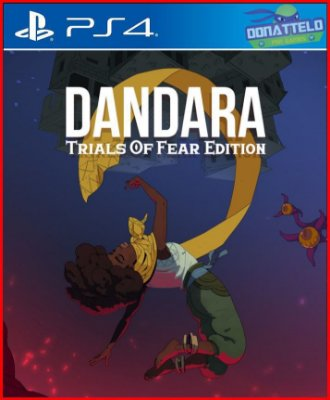 Dandara PS4 - Trials of Fear Edition