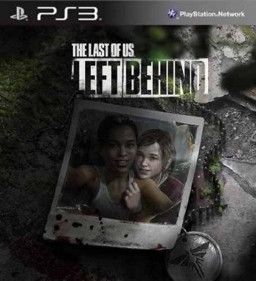 The Last of us Left Behind ps3 - Standalone