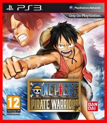 One Piece Pirate Warriors 1 ps3