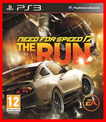 Need for Speed The Run ps3
