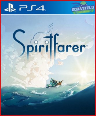 Spiritfarer PS4