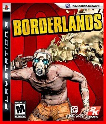 Borderlands 1 ps3