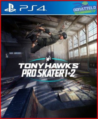 Tony Hawk's Pro Skater 1+2 PS4