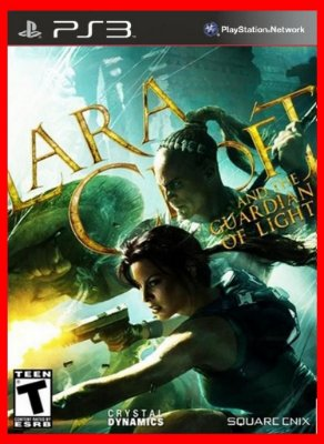 Lara Croft and The Guardian of Light ps3