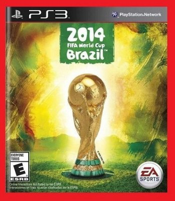 Fifa World Cup Brazil 2014 - Copa do Mundo Fifa 2014