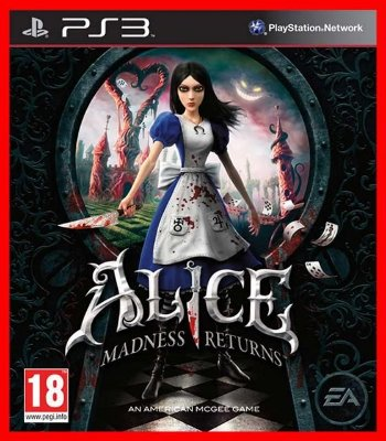 Alice Madness Returns Ultimate Edition ps3