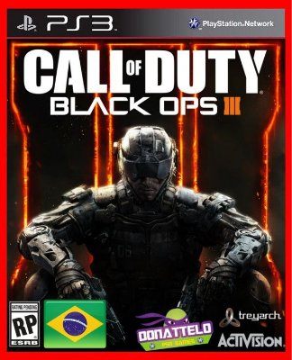 Call of Duty Black Ops III - Cod Black Ops 3 ps3