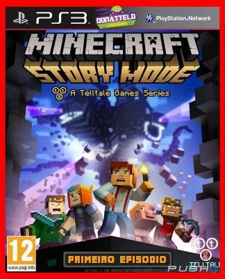 Minecraft Story Mode - Episodio 1 - The order of the stone